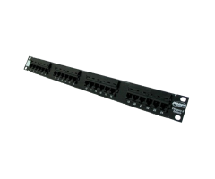 AMP Patch Panel UTP CAT5e 24 Port
