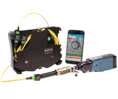 EXFO ConnectorMax MPO Link Test Cihazı