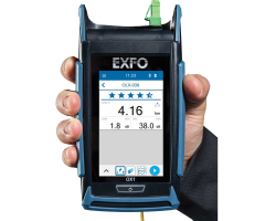 EXFO OX1 Optical Fİber Multimeter