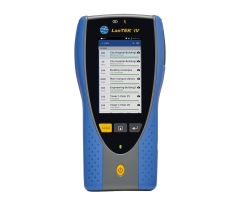 Ideal Networks LanTEK IV Cable Certifier