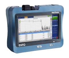 EXFO MAX-715B Single Mode Fiber Optic Tester